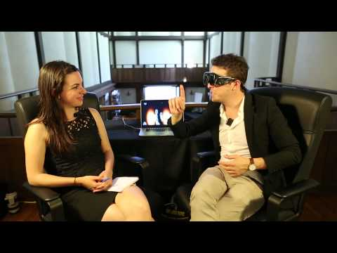"Real-life Iron Man tech Meta Glasses ""better than Google Glass"""