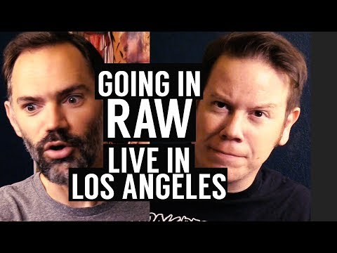 Going in Raw + Wrestling With Wregret LIVE ON STAGE IN LOS ANGELES!