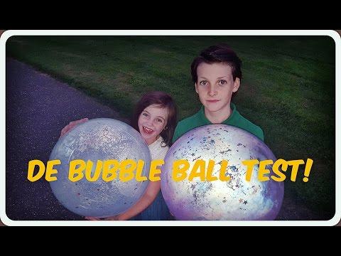 DIY - TEST Bubble Ball!! - Bibi en Tobias (Nederlands) - YouRepeat