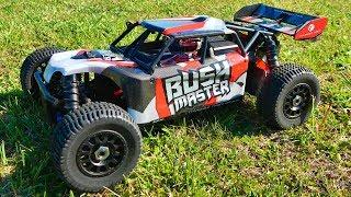 "Gambar cover Thunder Tiger Bush Master 1/8 Desert Buggy ""Speed Test"" - TheRcSaylors"
