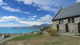 South Island New Zealand, February 2017