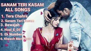 Sanam Teri Kasam Jukebox All Songs | Full Songs Sanam Teri Kasam | Sanam Teri Kasam All Songs