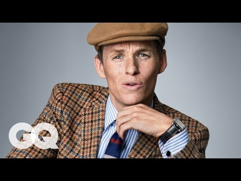 Eddie Redmayne Wants You to Stop Emailing Him  GQ's 2014 Men of the Year