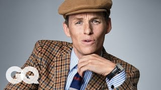 Eddie Redmayne Wants You to Stop Emailing Him - GQ's 2014 Men of the Year