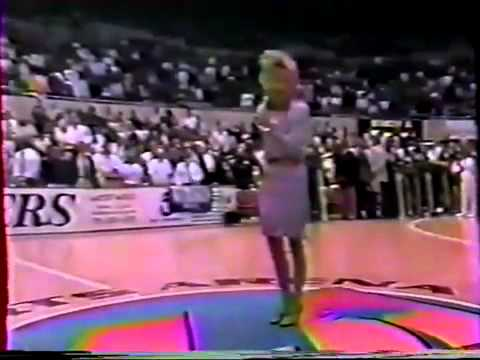 Stacey Q - Star Spangled Banner