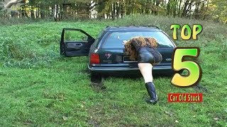 5 Driving Life 🚘 Car Old Stuck of All Time - Part 2