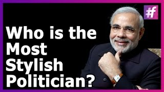 Who is India's Most Stylish Politician?