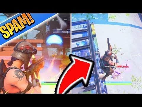 BEST TIPS To Destroy SPAMMERS! Fortnite Ps4/Xbox BEST Tips and Tricks! (How to Win Fortnite)