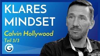Chef werden: Mit viel Disziplin ein Unternehmen führen // Calvin Hollywood im Interview 3/3