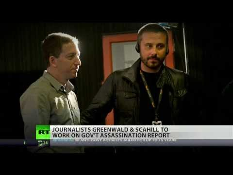 Greenwald and Scahill partner up to take on US assassination program