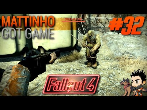 Fallout 4 | Part 32 | Bob Lee Swagger!