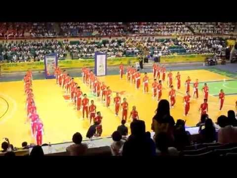 Lakan Dula High School (Manila) Wellness Dance Part 2