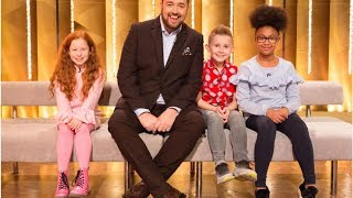 What Would Your Kid Do? Jason Manford's unique game show returns