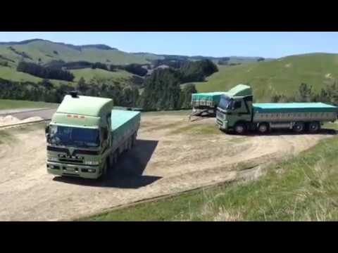 Rhys Peffers entry 2 – The Great New Zealand Trucking Video Competition