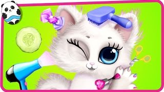Fun Animals Care & Pet Makeover - Kitty Meow Meow - My Cute Cat Care and Dress Up Game for Kids