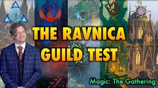 The Ravnica Guild Test for Magic: The Gathering