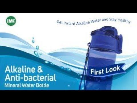 IMC's Alkaline Water Bottle