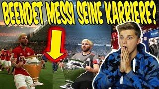 FIFA 17 KARRIEREMODUS - MESSI BEENDET SEINE KARRIERE?! 😱⚽⛔️ - GAMEPLAY BAYERN KARRIERE (DEUTSCH) #97