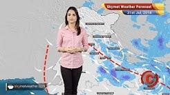 Weather Forecast for July 31: Good Monsoon rain in Lucknow, Patna, UP, Bihar, Uttarakhand