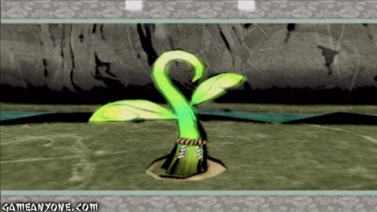 Lets Play Okami Ps2 Part 100 Ryoshima Coast Sapling Tree