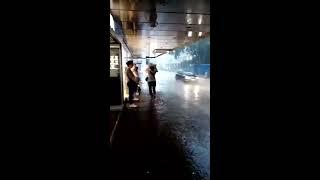 Schwerste Unwetter und Gewitter, Überschwemmungen , Chaos in  Mittelhessen +ganz Marburg, !!!