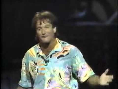 ROBIN WILLIAMS~GUN CRAZY CULTURE