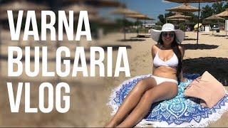 VLOG: Varna, Bulgaria! | iamdazale