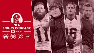 NFL fokus podcast: Stali se Patriots nejúspěšnější organizací sportovní historie?