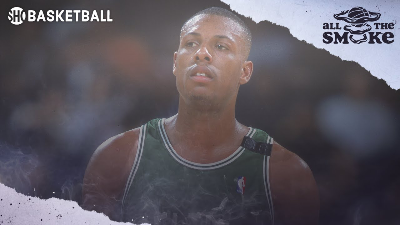 Paul Pierce Opens Up About Being Stabbed in 2000 | ALL THE SMOKE