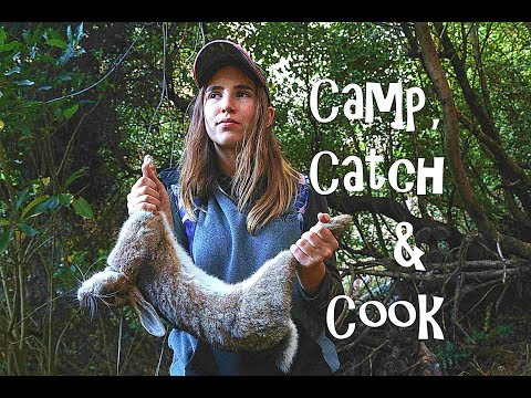 Camp, Catch & Cook With My Daughter.