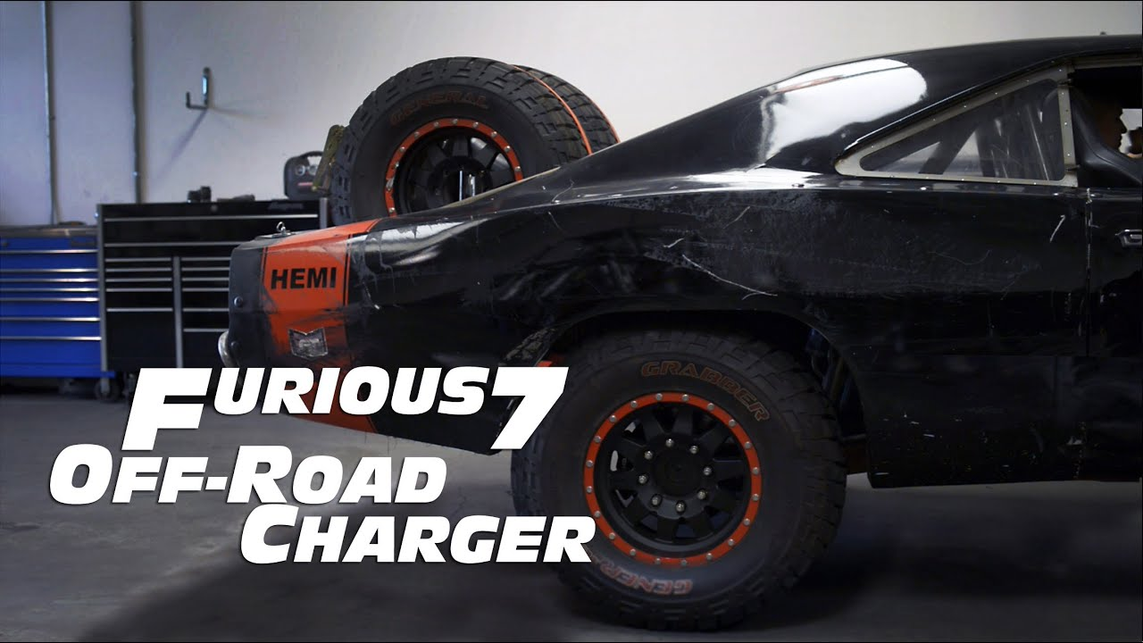 Dodge Charger R T Fast Furious And Off Road Furious