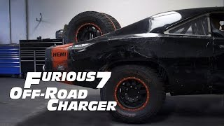 1970 Dodge Charger R/T - FAST, FURIOUS and OFF-ROAD, FURIOUS 7
