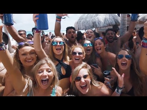 Campus Vacations - Spring Break 2018 Official Trailer