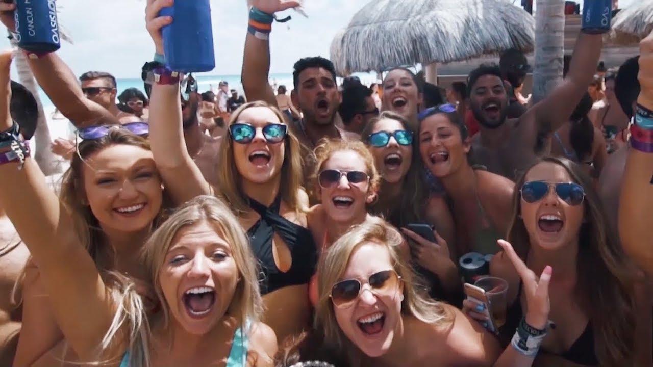 Lake Havasu Spring Break >> Campus Vacations - Spring Break 2019 Official Trailer - YouTube