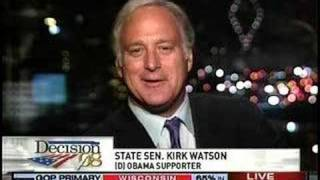 Obama campaign rep STUMPED on legislative accomplishments thumbnail