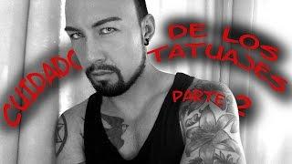 Cuidados del tatuaje - The Cosmetical Boy  (parte 2 de 2) Thumbnail