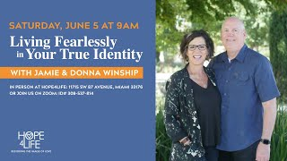 Jamie and Donna Winship at Hope4Life