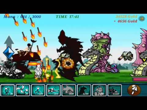 Cartoon wars level 125 great quality game play