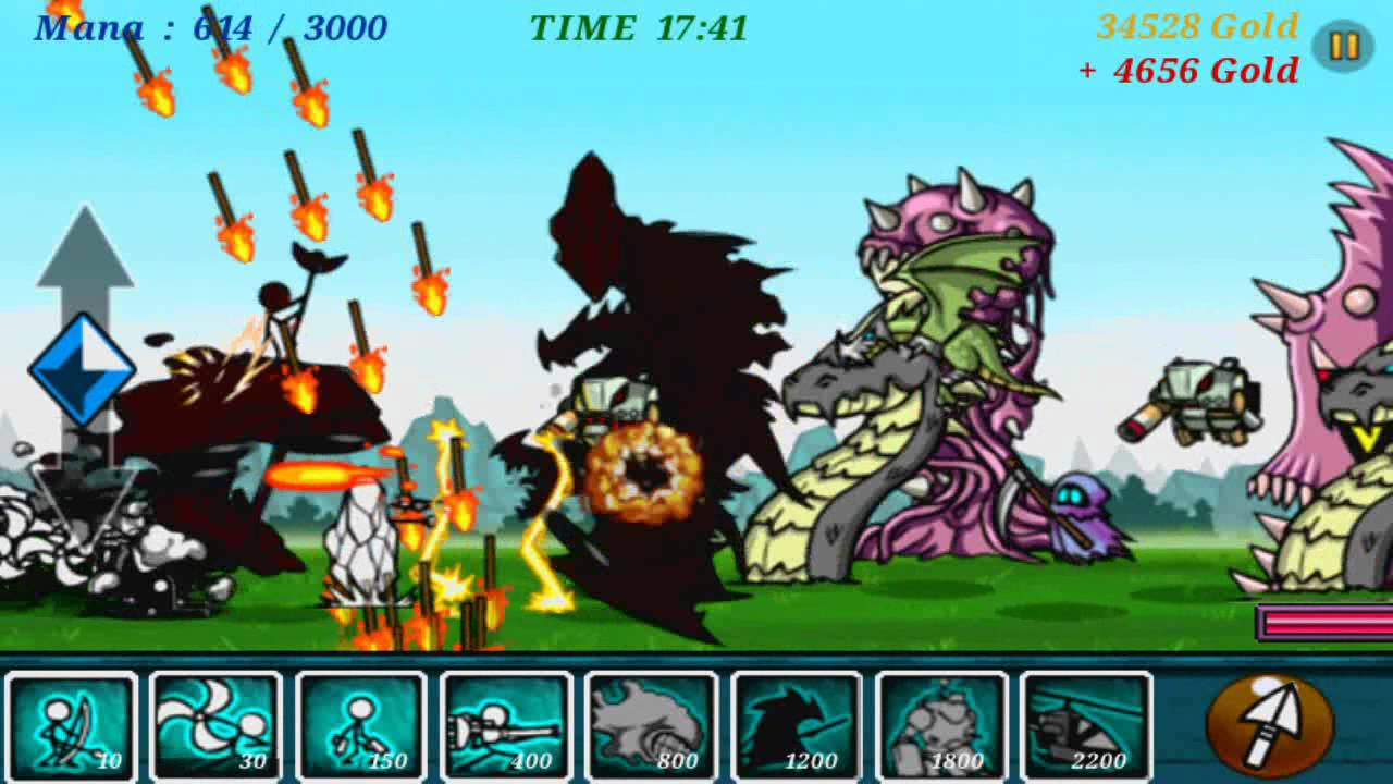 Cartoon Wars 2 1.0.9 Apk Download by GAMEVIL Inc.