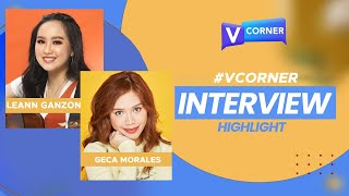 Leann and Geca give advice to viewers! - #VCorner