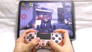 【CoD:Mobile】ガチ勢によるPS4コントローラー操作の手元動画【ハセシ…