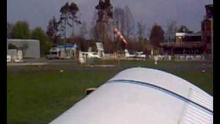 Socata TB-9 - Taxi and Take-Off - Stadtlohn Vreden (EDLS)