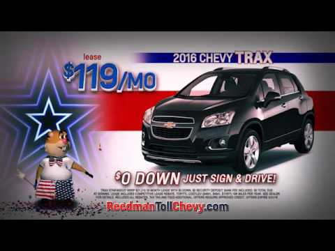 Reedman Toll Chevy >> Reedman Toll Chevy Memorial Day All Month Sales Event