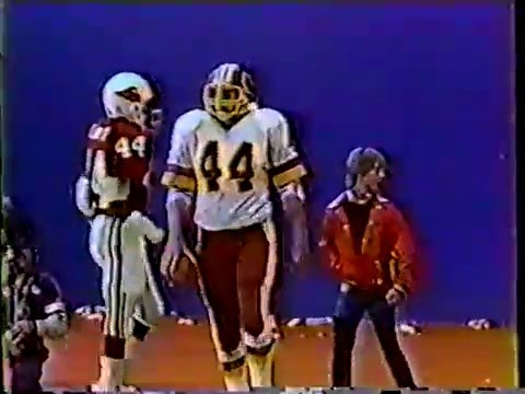 21- John Riggins 15yd run
