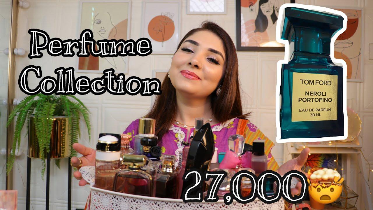 My Perfume Collection 2021 || Nishoo Khan