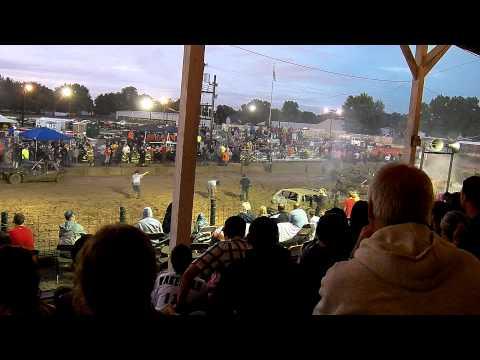 BUREAU COUNTY DEMO 2012 OLD IRON
