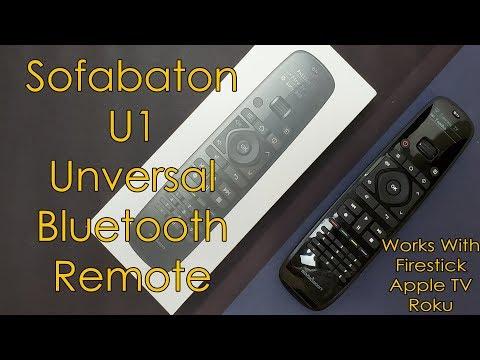 Sofabaton U1 Prototype Universal Remote - Review