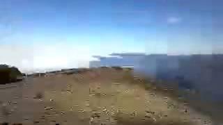 Mt Baldy , Devils Backbone - Video 9
