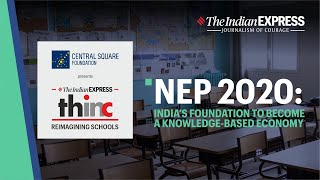 IE Thinc: NEP 2020: India's Foundation to Become a Knowledge-Based Economy