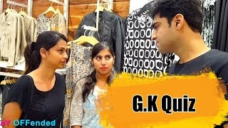 Bangalore on GK Test   Funny   Play Offended Te...